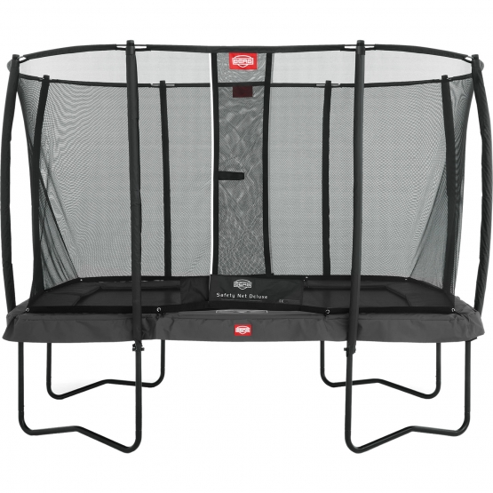 Berg Ultim Champion 330 Grey incl. Safety Net Deluxe