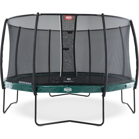 Berg Elite 380 Green incl. Safety Net Deluxe