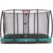 Berg InGround EazyFit incl. Safety Net EazyFit
