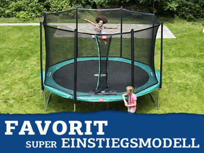 Berg Favorit Beginner Trampoline