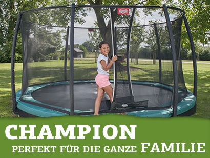 Berg Champion Family Trampoline